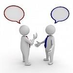 Small Talk as a Conversation Starter?